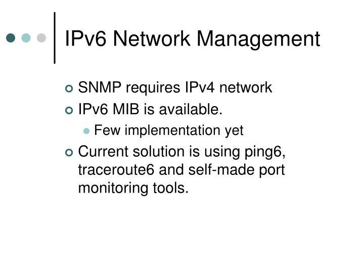 IPv6 N
