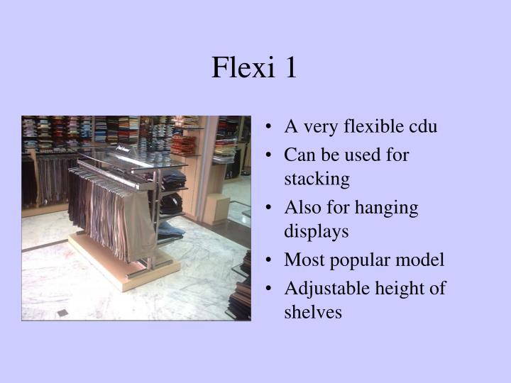 Flexi 1