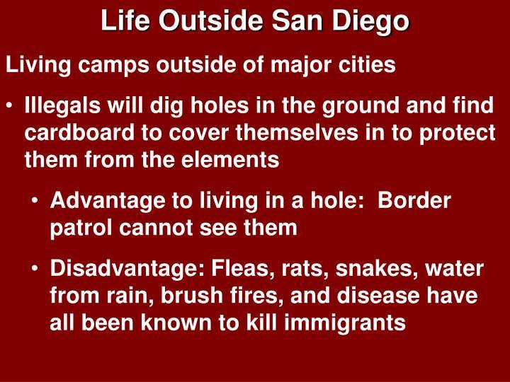 Life Outside San Diego