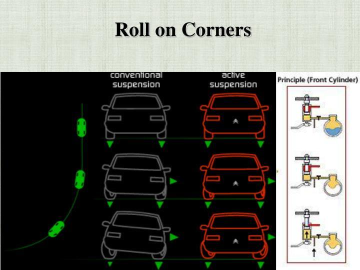 Roll on Corners