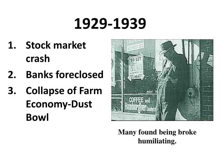 1929 1939