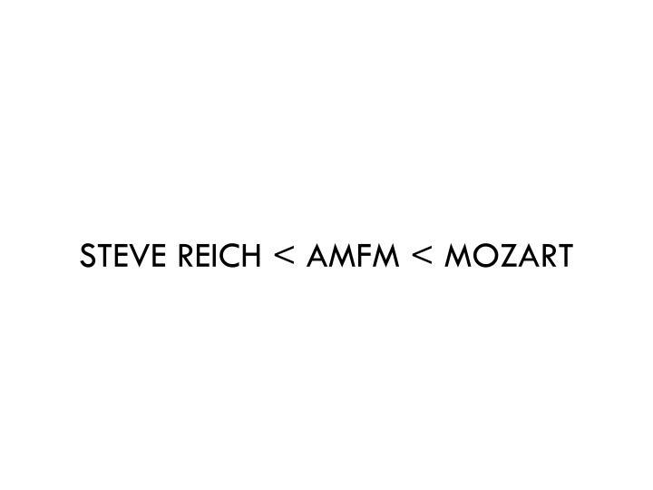 Steve Reich <