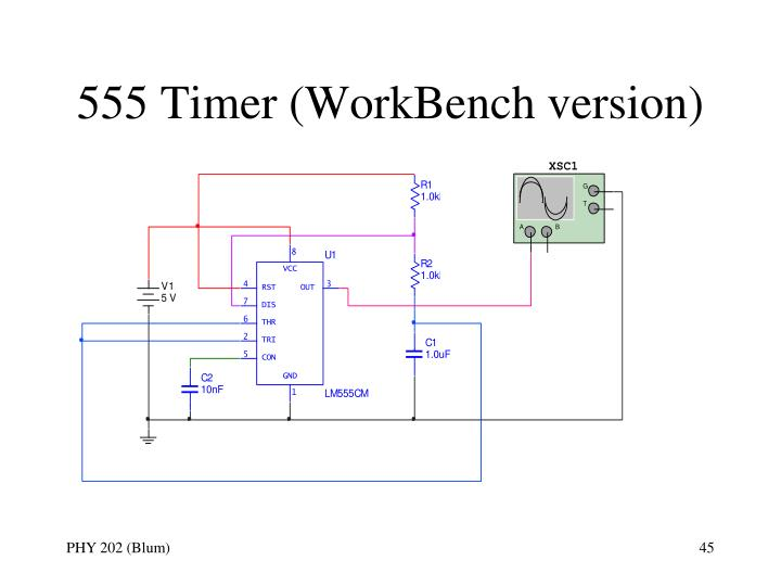 555 Timer (WorkBench version)