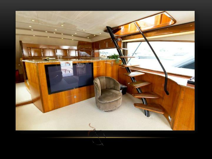 70 buddy davis sport fisher the yacht has only approx 700 hours