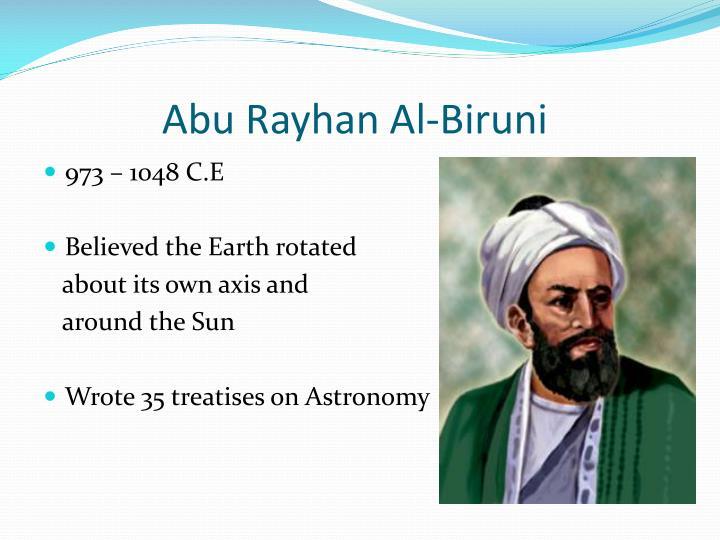 Abu Rayhan