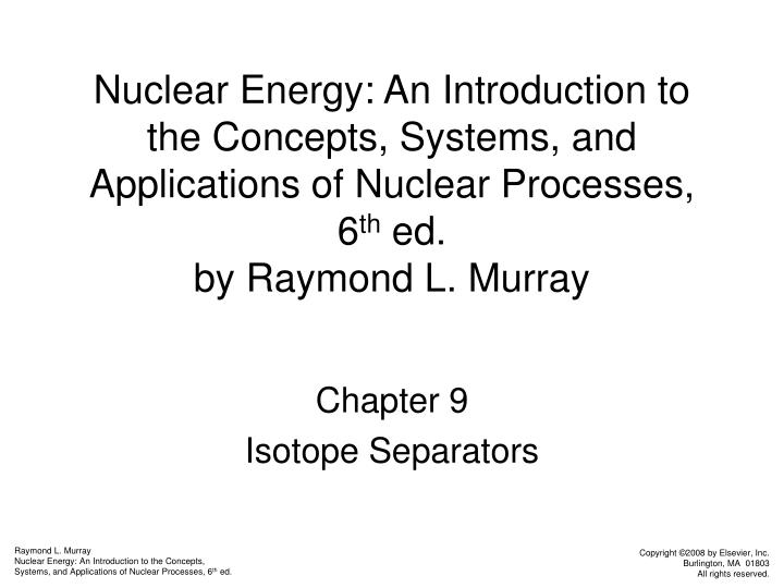 an introduction to the analysis of nuclear fission Nuclear fission in nuclear fission, an unstable atom splits into two or more smaller pieces that are more stable, and releases energy in the process the fission process also releases extra neutrons, which can then split additional atoms, resulting in a chain reaction that releases a lot of energy.