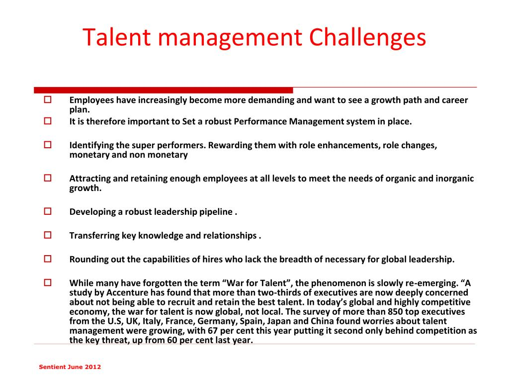 PPT - An Introduction to Indian Talent Management PowerPoint