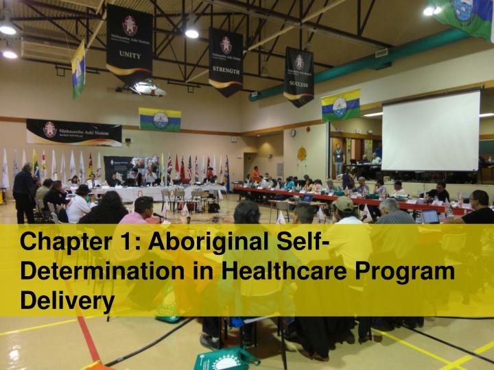 Chapter 1: Aboriginal Self-