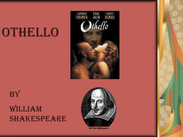 the motif of jealousy in othello a play by william shakespeare The role of women in othello: william shakespeare's othello it is perhaps ironic that the actions of iago and othello in this play confirm her arguments.