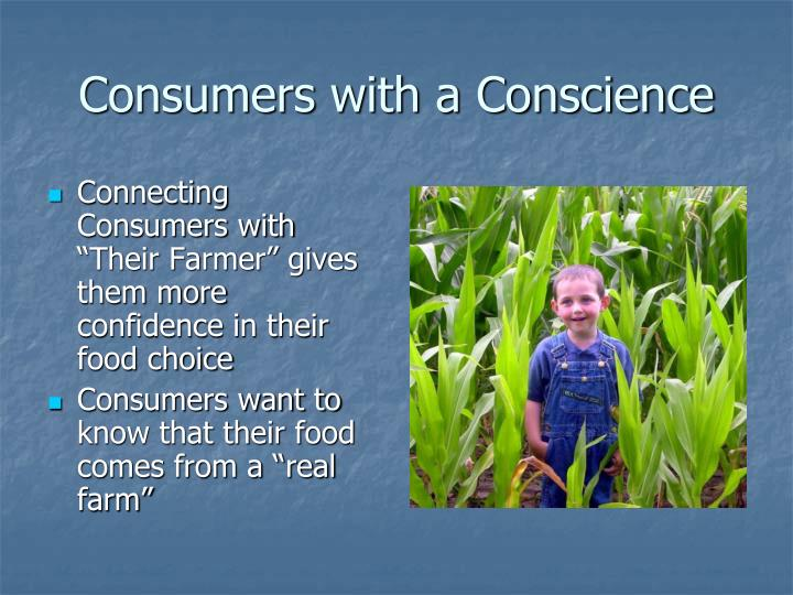 Consumers with a Conscience