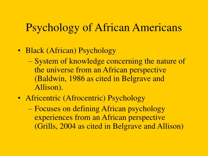 african american psychology African american psychology: from africa to america, 2009, 553 pages, faye z belgrave, kevin w allison, 1412965551, 9781412965552, sage publications, 2009.