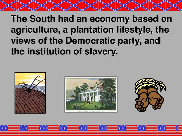 justifications for the institution of slavery The next mention of the institution of slavery in the constitution is found in article i, section 9 once again it is not mentioned by work, but it is implied this section deals with issues of importation and taxation of the slave trade.