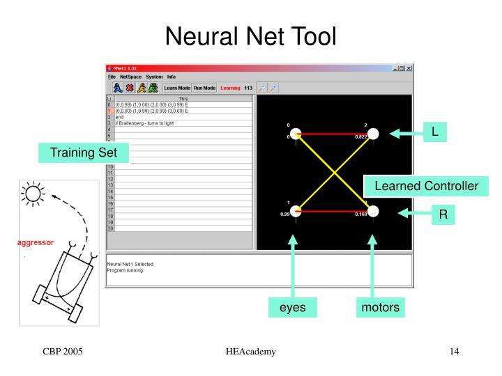 Neural Net Tool