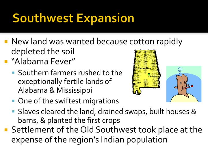 Southwest Expansion