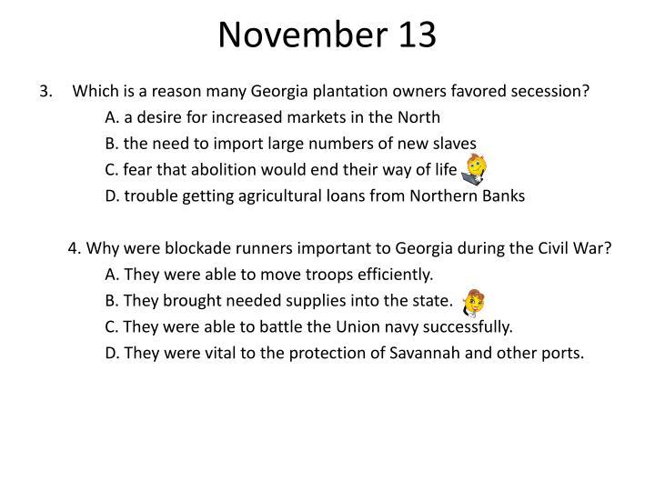 November 131