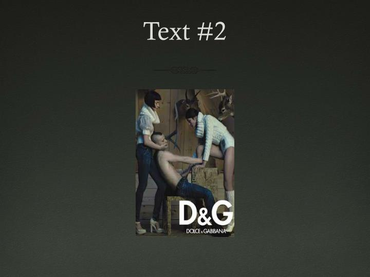 Text #2