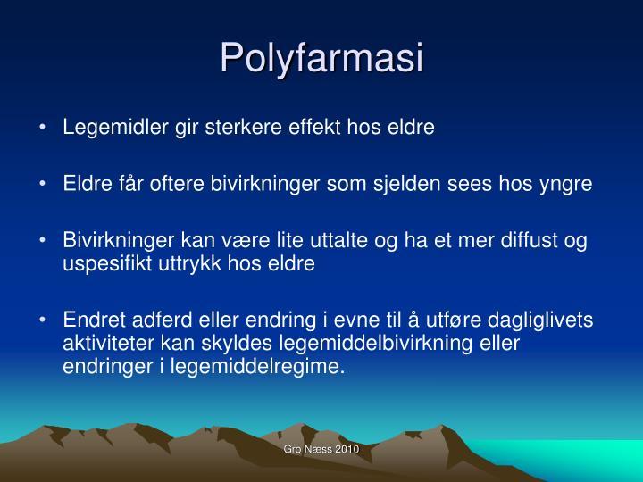 Polyfarmasi