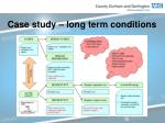 case study long term conditions1