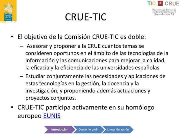 CRUE-TIC