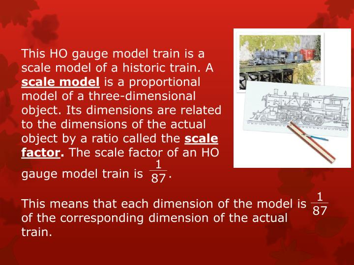 This HO gauge model train is a