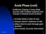acute phase cont11