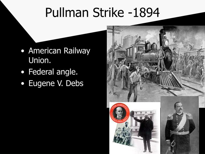 American Railway Union.