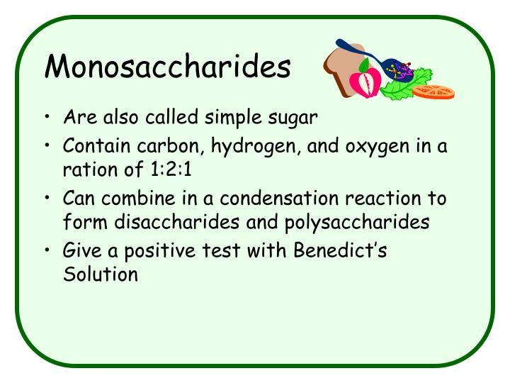 condensation reactions form disaccharides and polysaccharides When two adjacent monosaccharide units link to form disaccharides or polysaccharides, a glycosidic bond is formed whenever a glycosidic bond is formed, there is the elimination of a water molecule similar to the formation of a peptide bond.