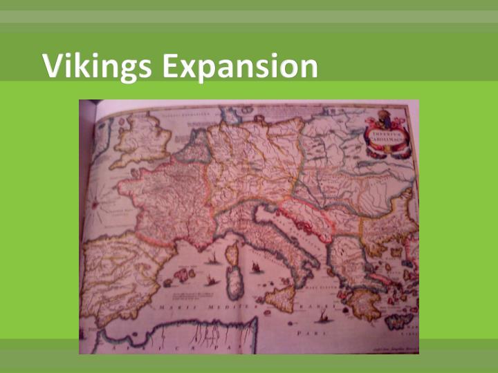 Vikings Expansion