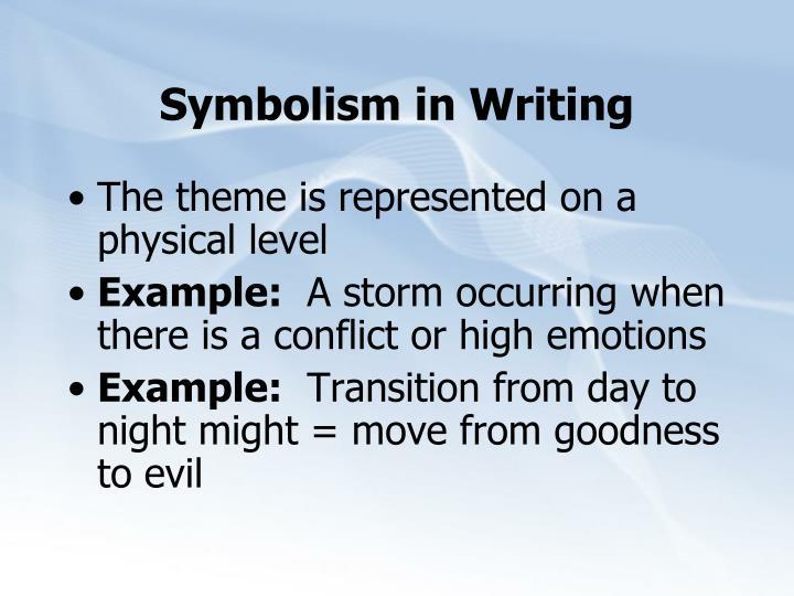 Ppt Symbolism Powerpoint Presentation Id3127623