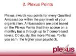 2 plexus points