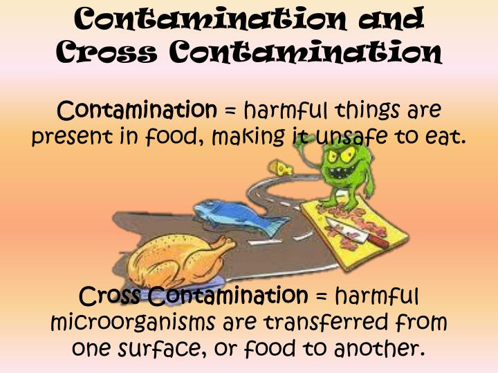 Contamination and