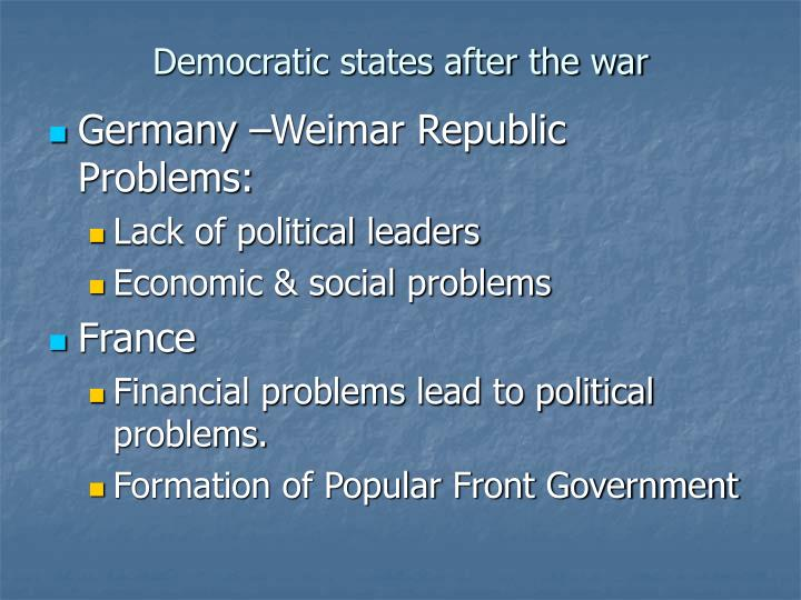 some important social economical political problem Published: mon, 5 dec 2016 this paper studies the causes of the american civil war there were many other factors that played an important role in the civil war but most historians still feel that slavery was the main cause of the war although there were complex and difficult political and economic factors.
