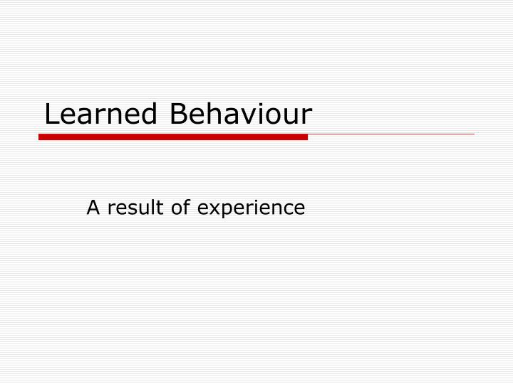 result of learning behavior test 2017/12/21  ilts learning behavior specialist i practice test a learning behavior specialist helps meet the varied needs of students in special education classes some may have learning disabilities, or physical, mental or behavioral issues if you decide to become a learning.