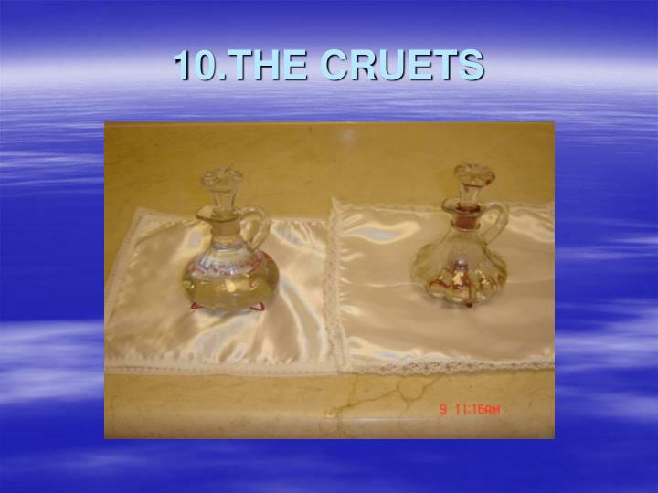 10.THE CRUETS