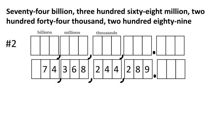 Hundred billion