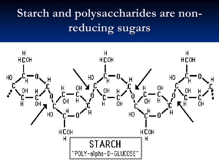 detecting starch and sugars in food essay Aim: to detect the presence of starch and sugars (glucose and fructose) in different food sources background: we have many different foods in daily life and many of them contain nutrients like carbonhydrates which are essential to human life.