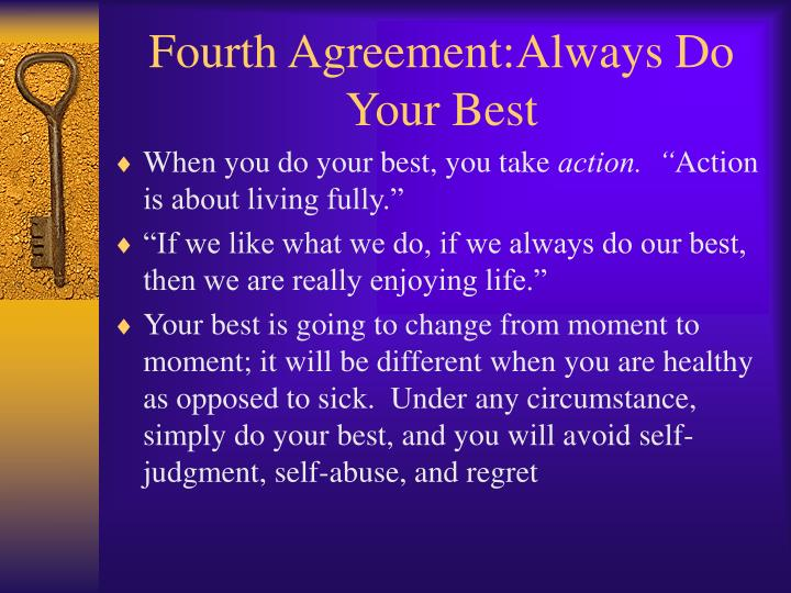 Ppt The Four Agreements Powerpoint Presentation Id3131165