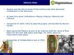 historic data
