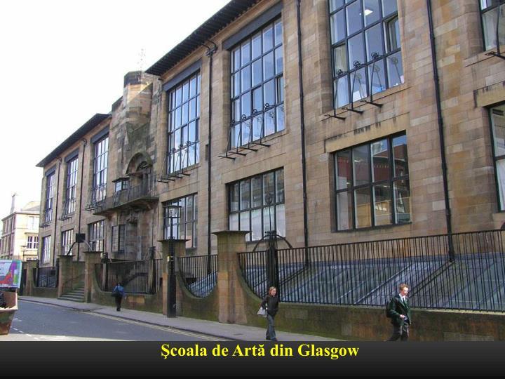 Şcoala de Artă din Glasgow