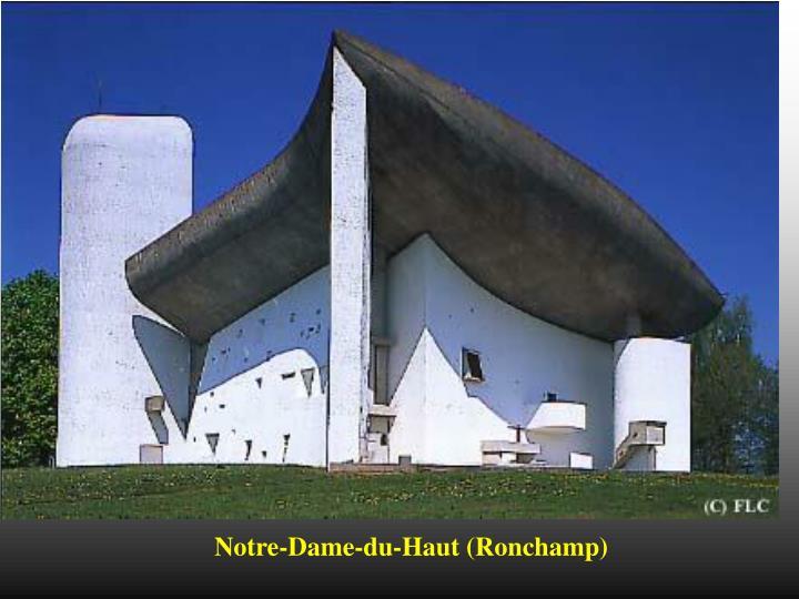 Notre-Dame-du-Haut (Ronchamp)
