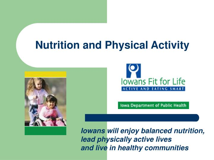 nutrition and physical activity For more information, contact: teresa a moore, ms, ches nutrition and physical activity program coordinator center for preventive health services.