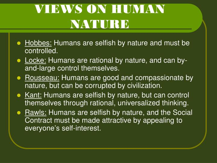 rousseau state of nature essay Rousseau is a man who believed that the state of nature in which man lived is what can make man go mad and live in disharmony although rousseau has a valid argument his view on the state of nature is misconstrued.
