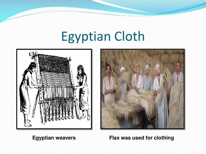 Egyptian Cloth