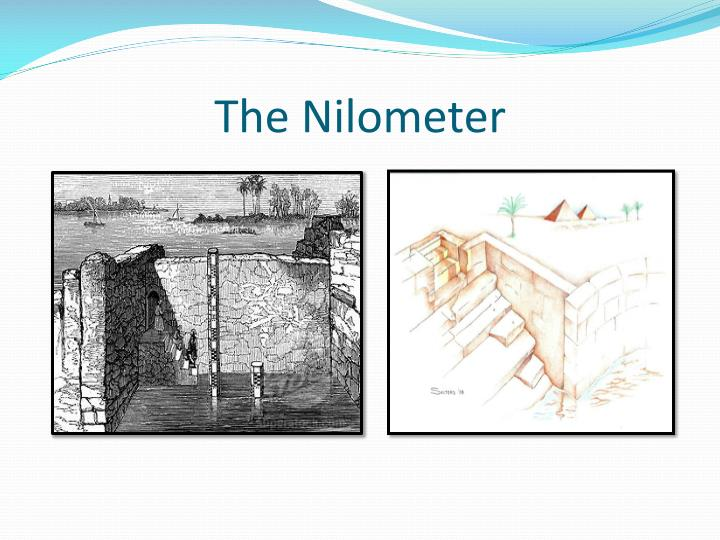 The Nilometer