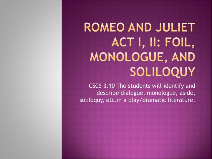 an analysis of the dialogues and monologues in the plays by different playwrights Line: the creative way for actors to quickly memorize monologues and dialogues by jared kelner.