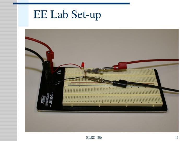 EE Lab Set-up