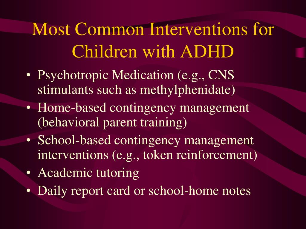 Ppt School Based Support For Students With Adhd Is There Life After Ritalin Powerpoint Presentation Id 3135197