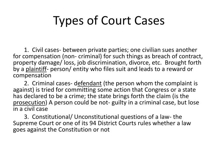 court cases violating the constitution 2018-6-12 a court can fine you for violating an existing law against jaywalking that doesn't mean a legislature could hold you retroactively liable for violating a new law against jaywalking that didn.