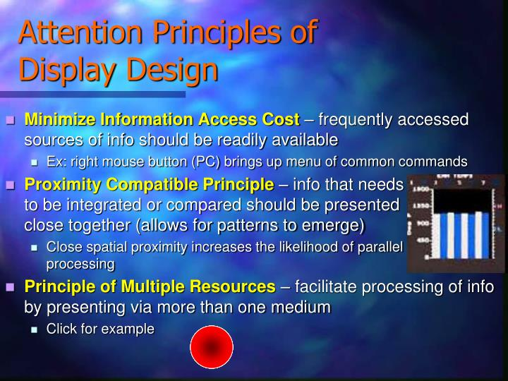 Attention Principles of