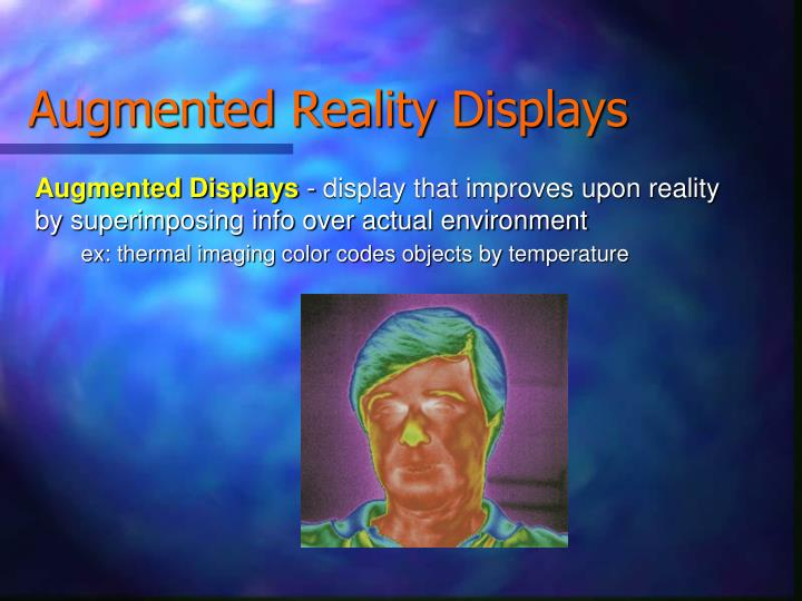 Augmented Reality Displays